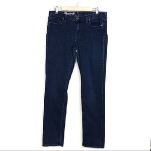 Madewell Real Straight Jeans